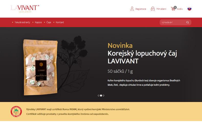 E-shop LaVivant