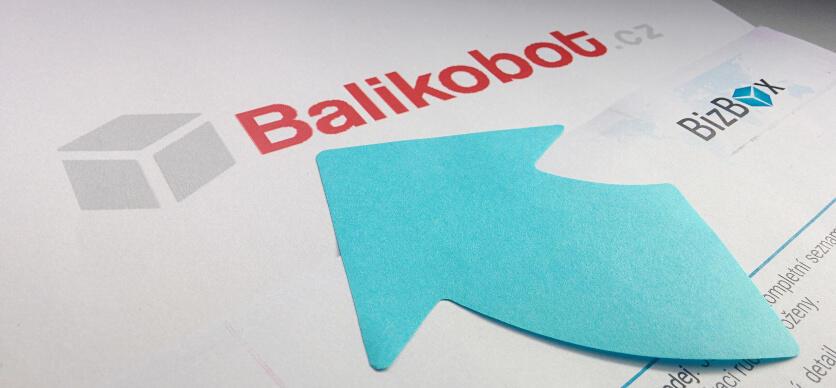 Balíkobot a BizBox – zjednodušte si logistiku